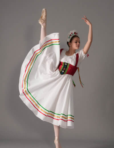 Maddie - Russian